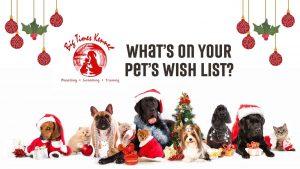 Pets Wish List